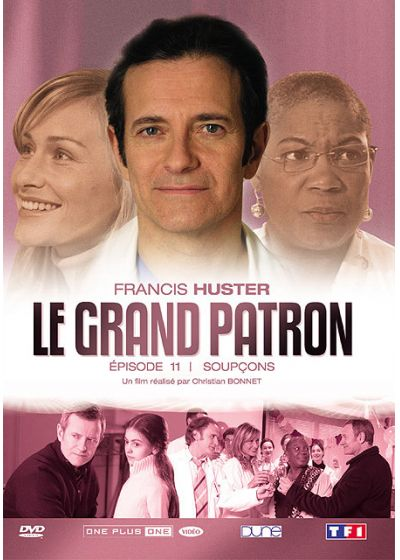 Le Grand patron - Vol. 11 - DVD