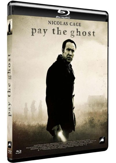 Pay the Ghost - Blu-ray