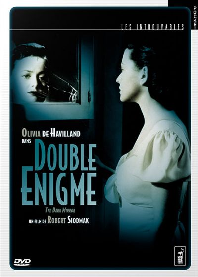 Double énigme - DVD