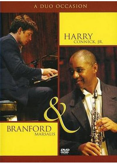A Duo Occasion - Harry Connick Jr. & Branford Marsalis - DVD