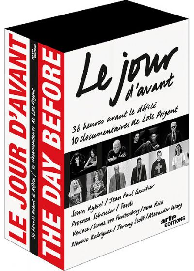 The Day Before (Le jour d'avant) - Coffret - DVD