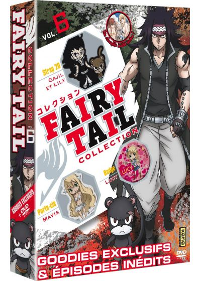 Fairy Tail Collection - Vol. 6 - DVD