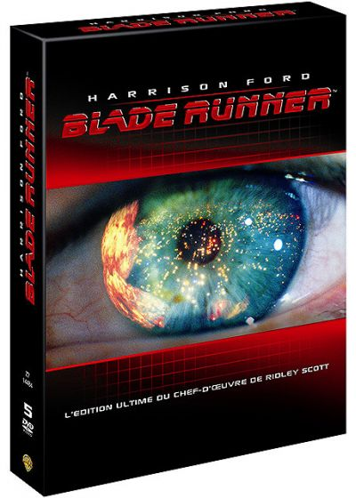 Blade Runner (Ultimate Edition) - DVD
