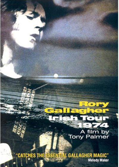 Gallagher, Rory - Irish Tour 1974 - DVD