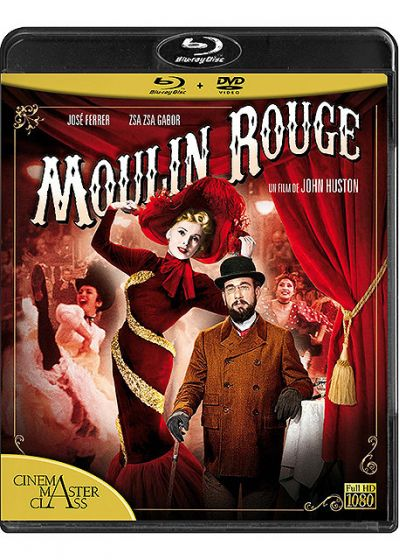 Moulin Rouge (Combo Blu-ray + DVD) - Blu-ray