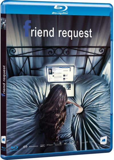 Friend Request - Blu-ray