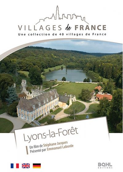 Villages de France volume 9 : Lyons-la-Forêt - DVD