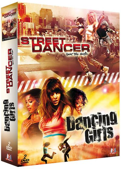 100% Dance : Street Dancer - Beat the World + Dancing Girls (Pack) - DVD