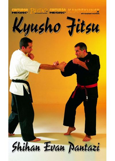 Kyusho Jitsu  - Vol. 2 : Points des bras - DVD