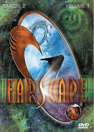 Farscape - Saison 2 vol. 1 - DVD