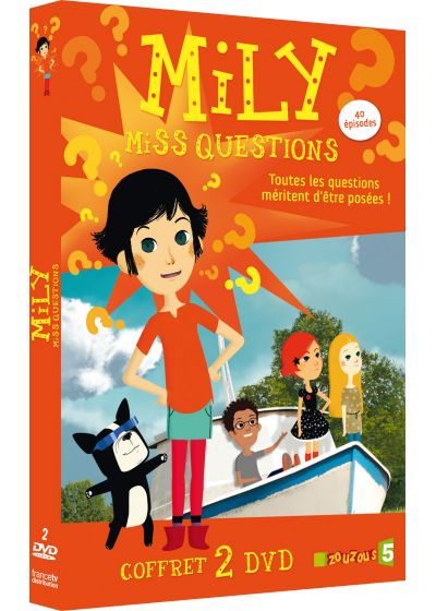 Mily, Miss questions - DVD