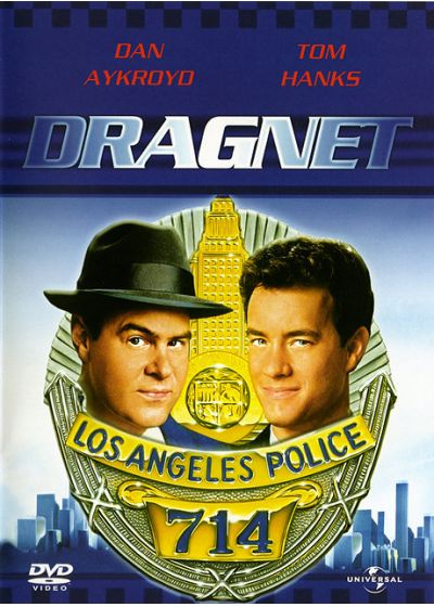 Dragnet - DVD