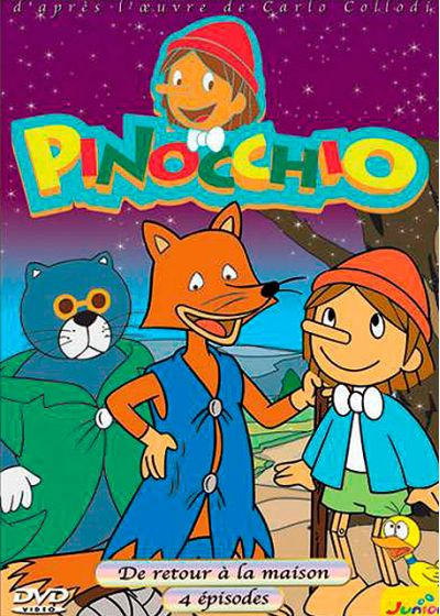 Pinocchio - Vol. 2 - DVD