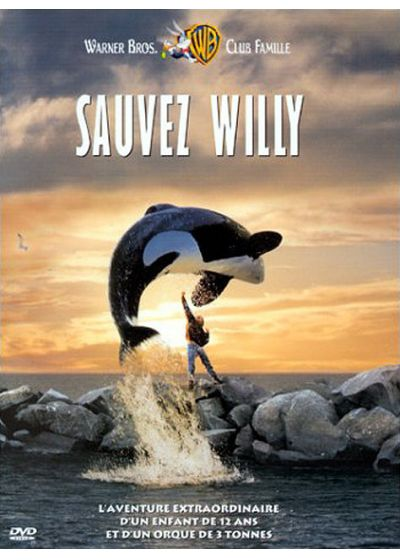 Sauvez Willy - DVD