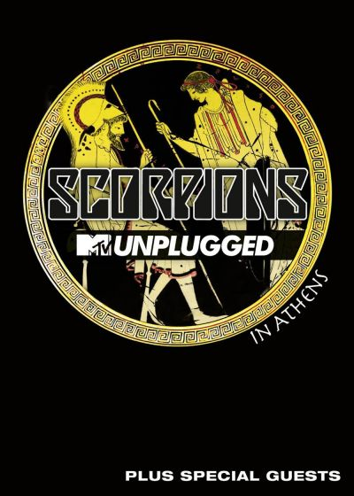 Scorpions : MTV Unplugged Live in Athens - DVD