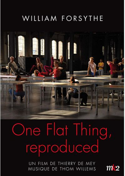 William Forsythe - One Flat Thing, Reproduced - DVD