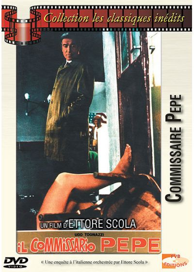 Commissaire Pepe - DVD