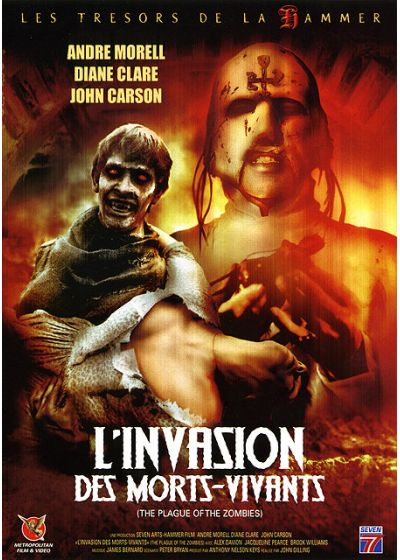 L'Invasion des morts-vivants - DVD