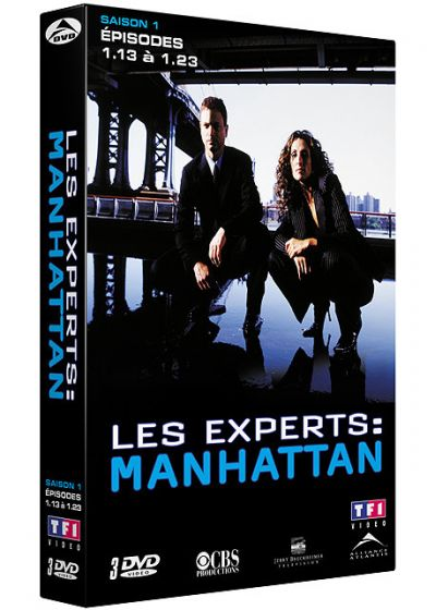 Les Experts : Manhattan - Saison 1 Vol. 2 - DVD
