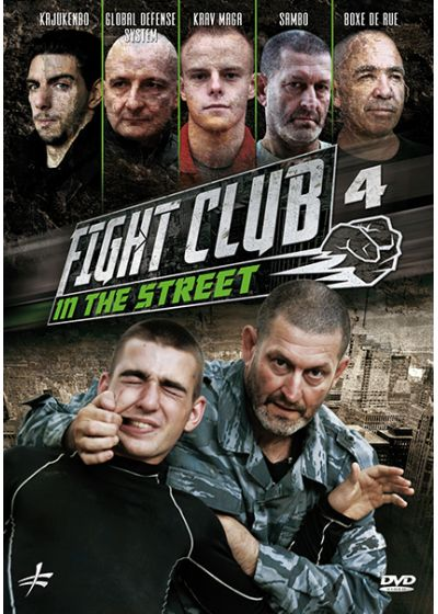 Fight Club in the Street - Vol. 4 - DVD