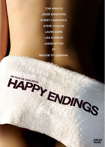Happy Endings - DVD