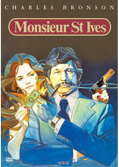 Monsieur Saint-Ives - DVD