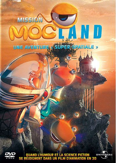 Mission Mocland - DVD