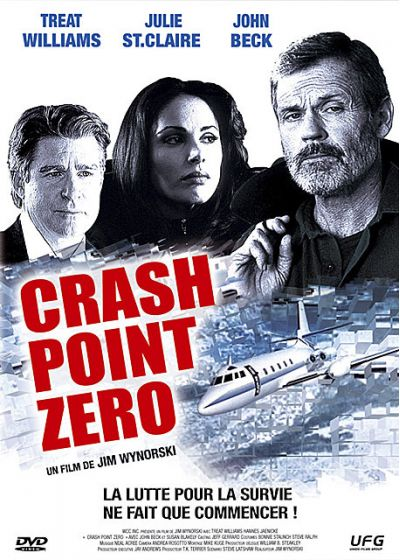 Crash Point Zero - DVD