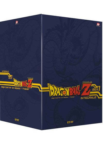 Dragon Ball Z - Intégrale - Box 1 (Non censuré) - DVD