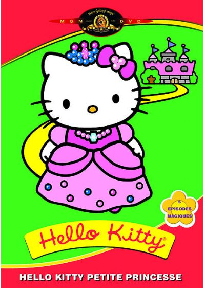 Hello Kitty - Petite Princesse - DVD