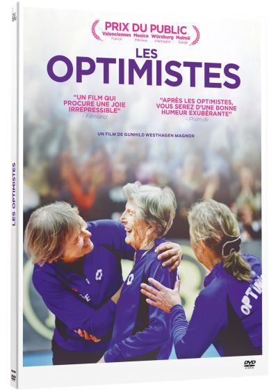 Les Optimistes - DVD