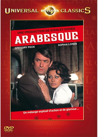 Arabesque - DVD