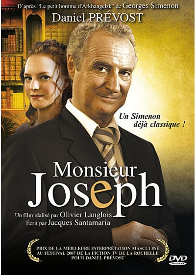 Monsieur Joseph - DVD