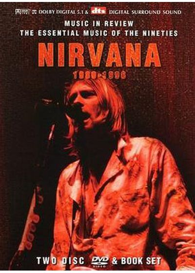 Nirvana - Music in Review - DVD