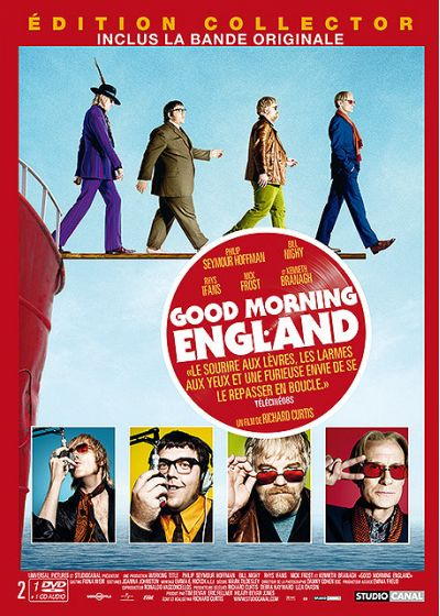 Good Morning England (Édition Collector) - DVD