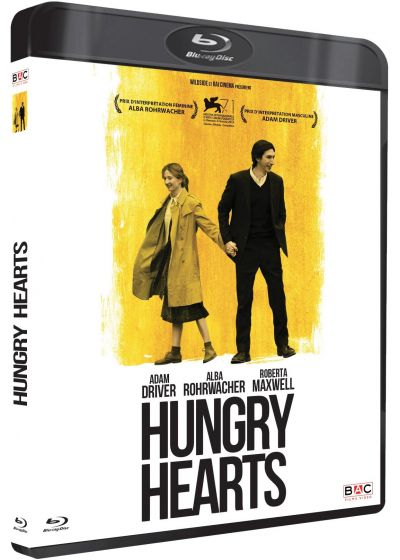 Hungry Hearts - Blu-ray