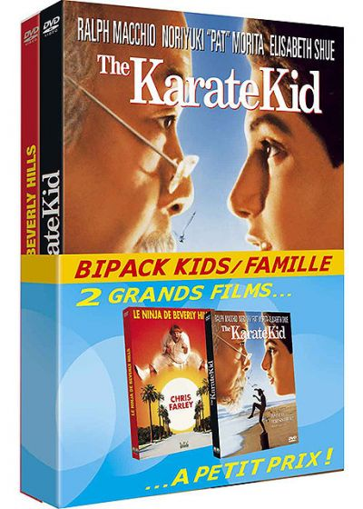Karaté Kid + Le ninja de Beverly Hills (Pack) - DVD