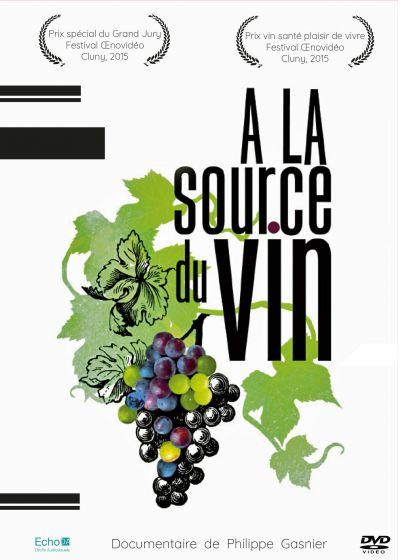 A la source du vin - DVD