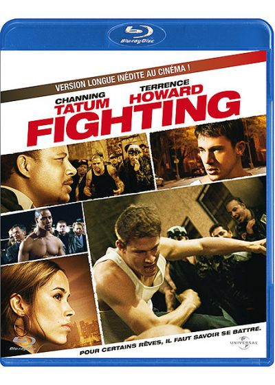 Fighting (Version longue non censurée) - Blu-ray