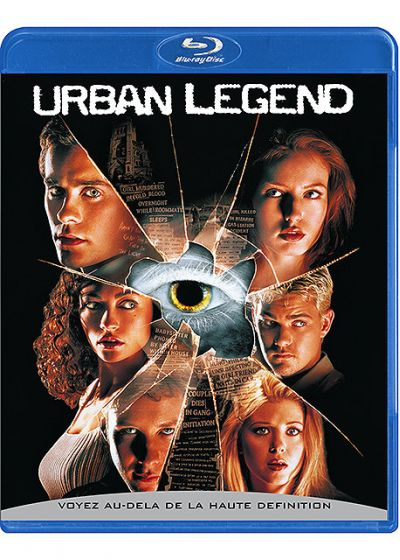 Urban Legend - Blu-ray