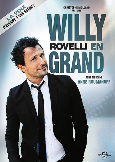 Willy Rovelli en grand - DVD