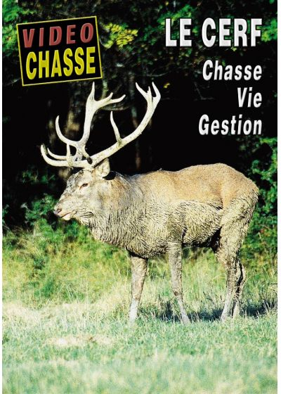 Le Cerf - Chasse, vie, gestion - DVD
