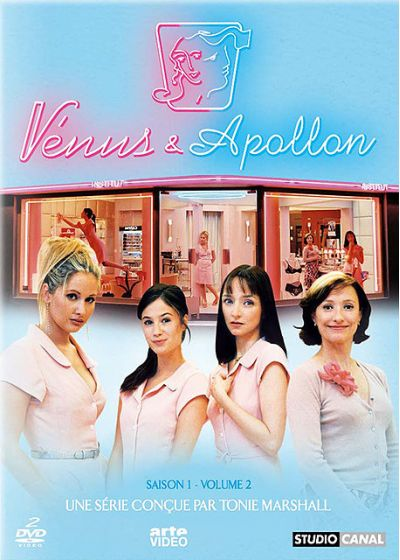 Vénus & Apollon - Vol. 2 - DVD