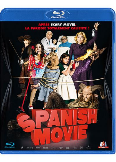 Spanish Movie - Blu-ray