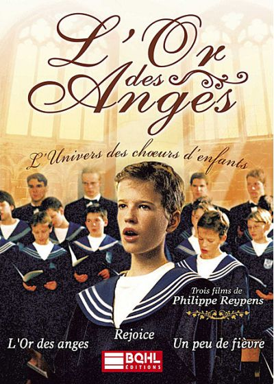 L'Or des anges - L'univers des enfants choristes - DVD