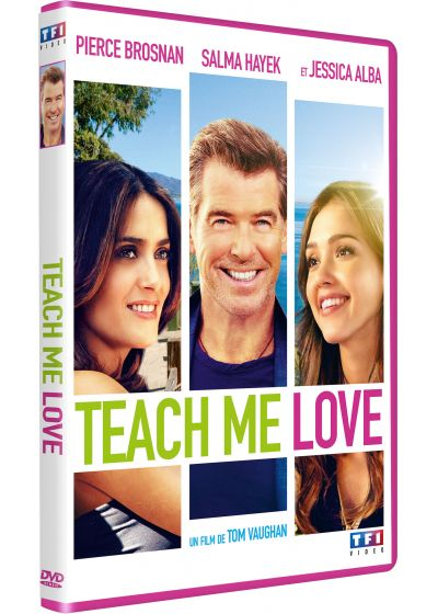 Teach Me Love - DVD