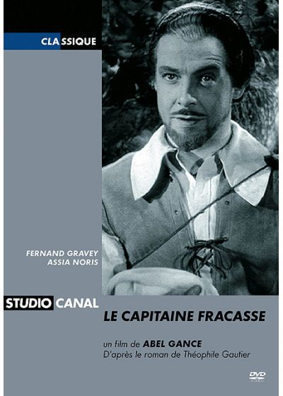 Le Capitaine Fracasse - DVD