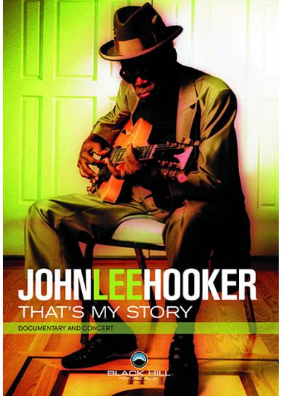 Hooker, John Lee - That's My Story - DVD