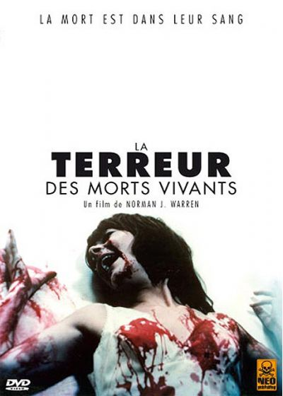 La Terreur des morts vivants - DVD