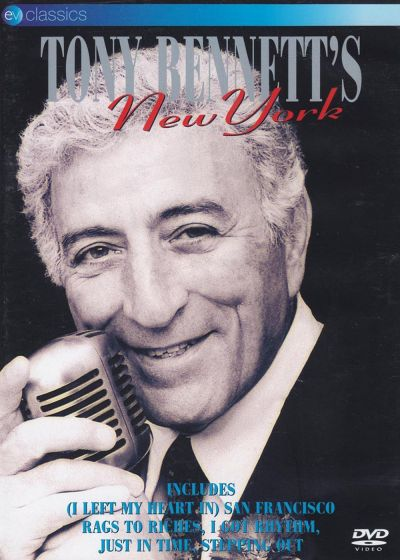Tony Bennett's New York - DVD